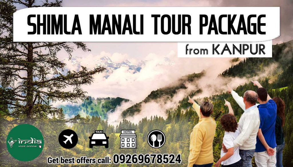 shimla-manali-tour-packages-from-kanpur