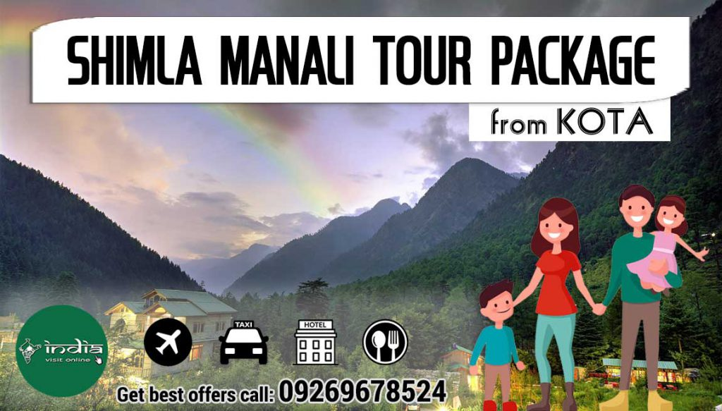 shimla-manali-tour-packages-from-kota