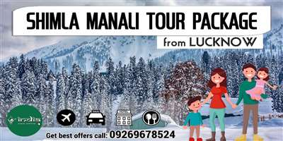Shimla Manali Tour Package from Lucknow