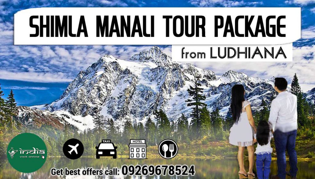 shimla-manali-tour-packages-from-ludhiana