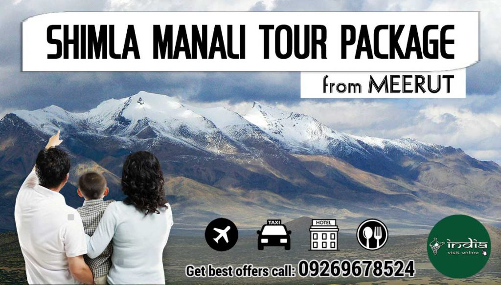 shimla-manali-tour-packages-from-meerut