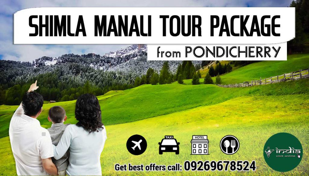 shimla-manali-tour-packages-from-pondicherry