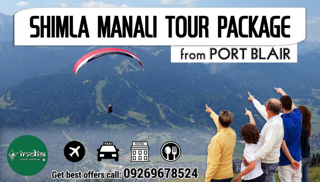 shimla-manali-tour-packages-from-port-blair
