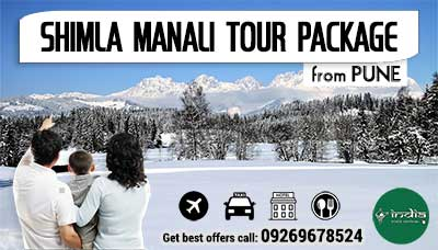 Kullu Manali Tour Package from Pune