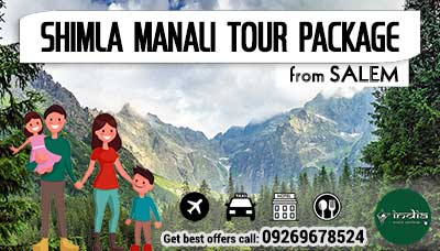 Kullu Manali Tour Package from Salem