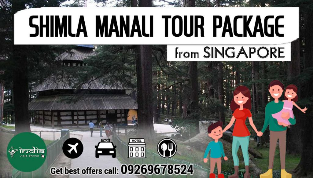 shimla-manali-tour-packages-from-singapore