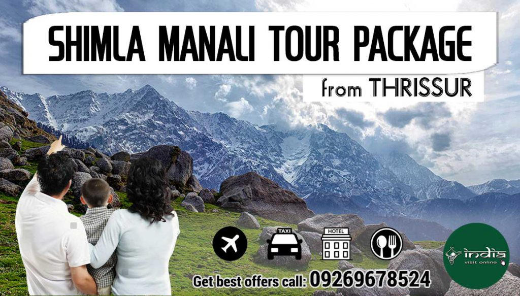 shimla-manali-tour-packages-from-thrissur