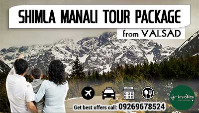 Kullu Manali Tour Package from Valsad