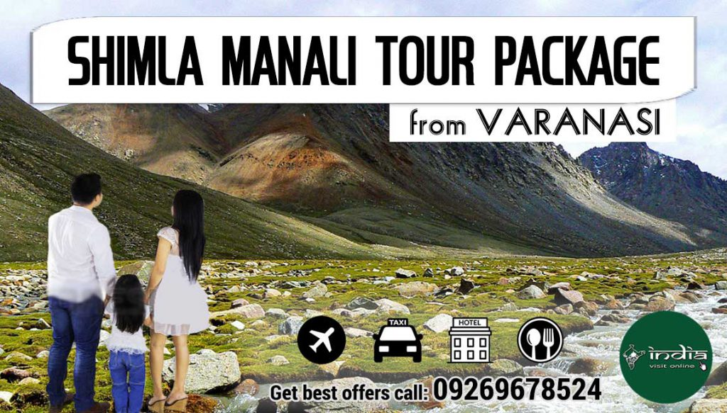 Shimla Kullu Manali Tour Honeymoon Packages