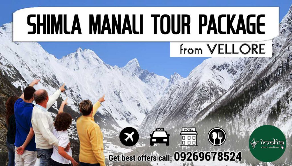 shimla-manali-tour-packages-from-vellore